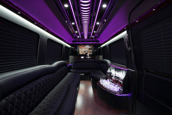 sprinter bus rental reno