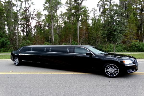 Chrysler 300 limo service Reno