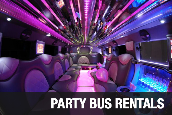 Party bus Rentals Reno