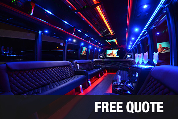 party buses for rental Reno